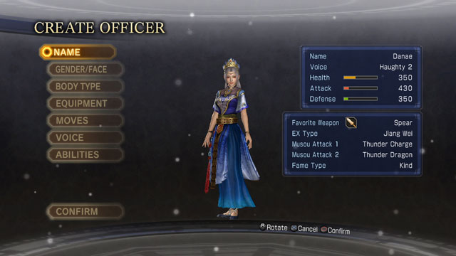 Danae Balthasaar Screenshot 1