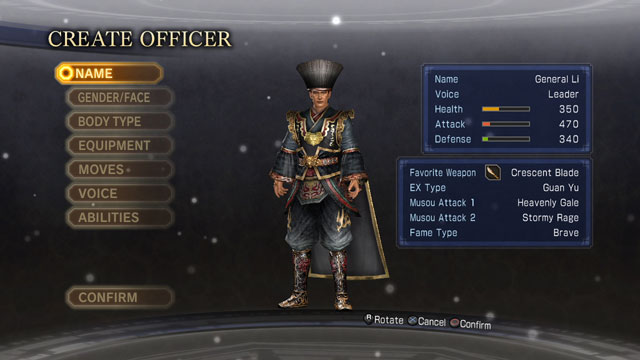 General Li Screenshot 1