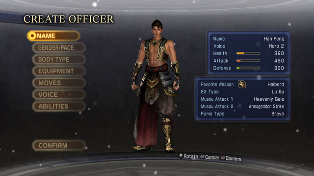Han Feng Screenshot 1