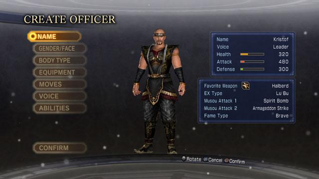 Kristof Screenshot 1