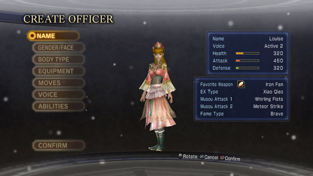 Louise de Rênal Screenshot 1