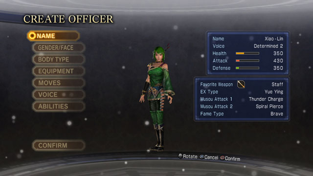 Su Xiao-Lin (Soulcalibur) Screenshot 1