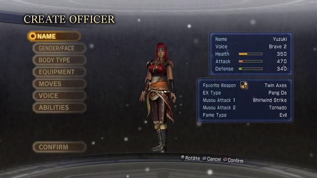 Yuzuki Screenshot 1