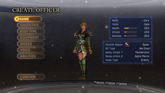 Zara Screenshot 1