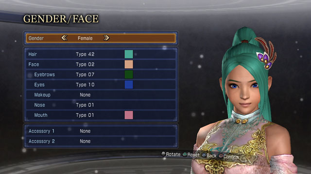 Xi-li Rin Screenshot 2