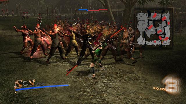 Xiahou Shi Screenshot 3
