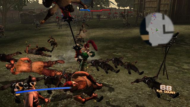 Xiahou Shi Screenshot 4