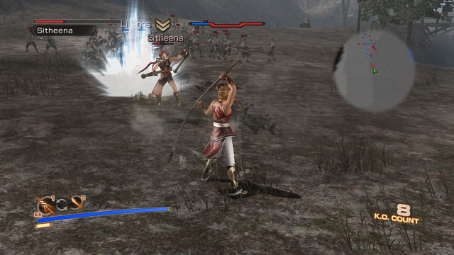 Su Xiao-Lin (Dynasty Warriors) Screenshot 4