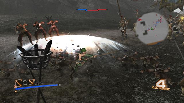 Su Xiao-Lin (Soulcalibur) Screenshot 4