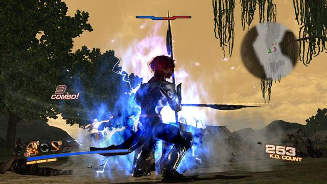 Black Rider Screenshot 5