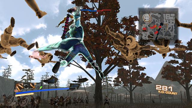 Huang Qing-Long Screenshot 5