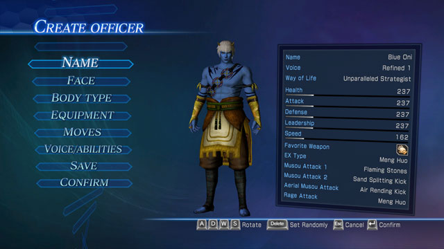 Blue Oni (Male) Screenshot 1