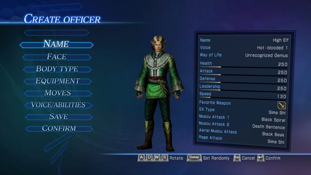 High Elf (Male) Screenshot 1
