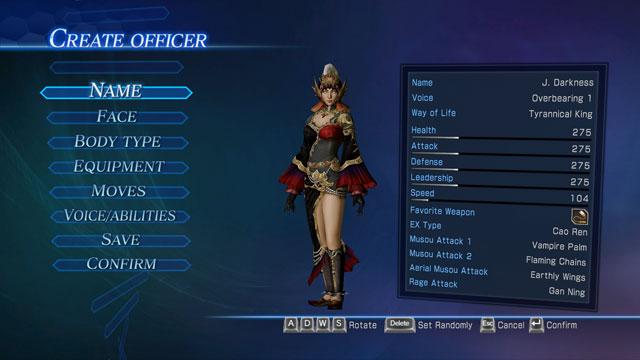 Janetsa Darkness Screenshot 1