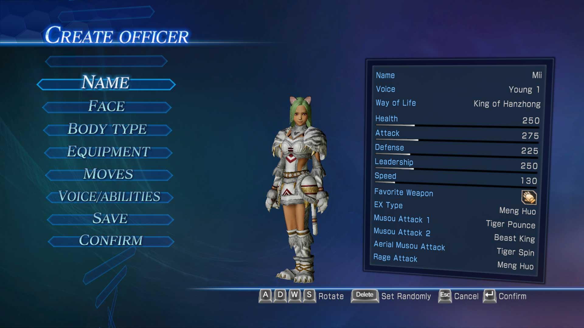 Mii Screenshot 1