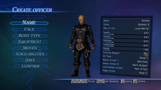 Ninja Simian (Male) Screenshot 1