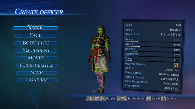 Orc (Female) Screenshot 1