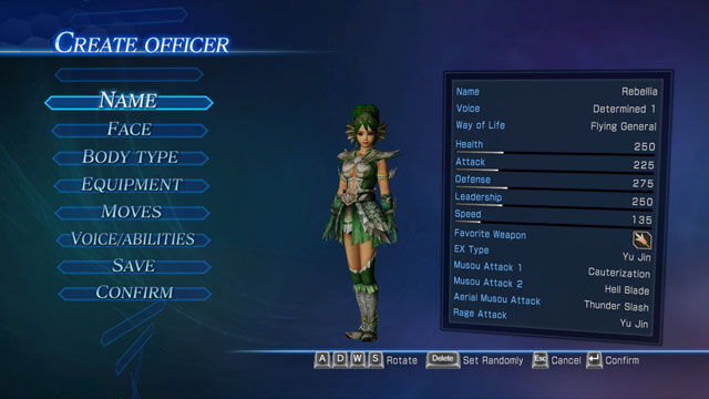 Rebellia Artemicia Screenshot 1