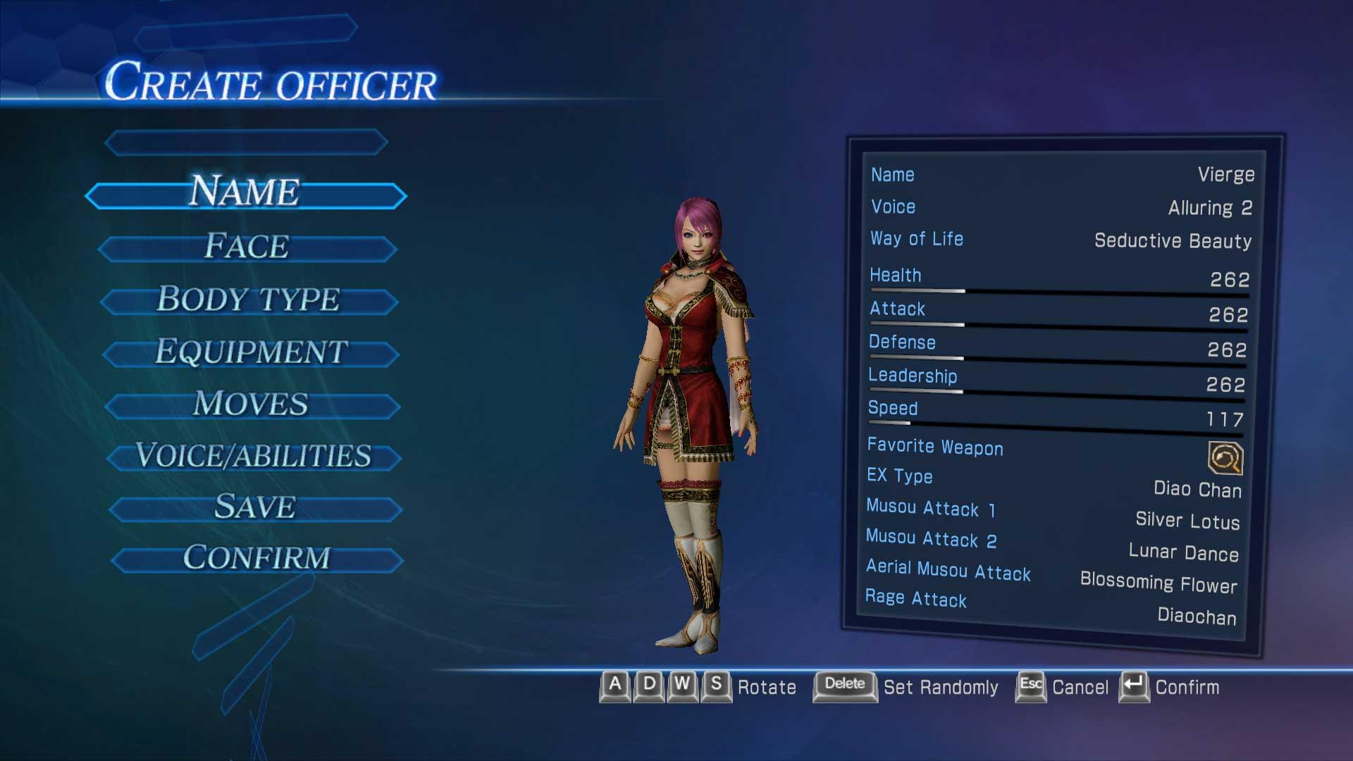Vierge Screenshot 1