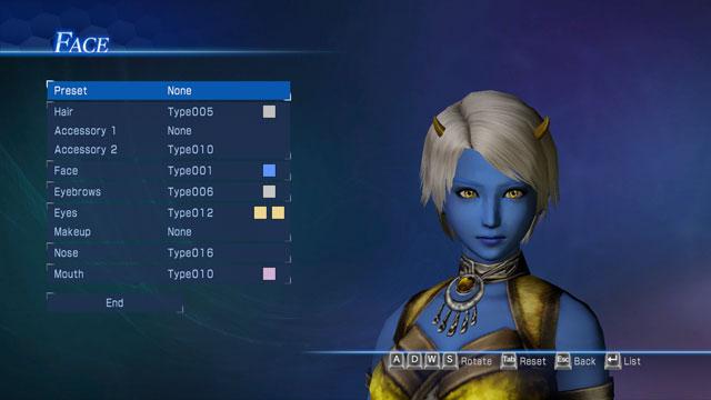 Blue Oni (Female) Screenshot 2