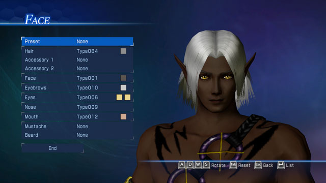 Dark Elf (Male) Screenshot 2