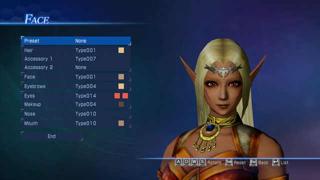 Elf (Female) Screenshot 2