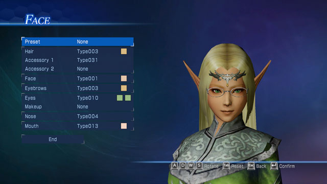 High Elf (Female) Screenshot 2