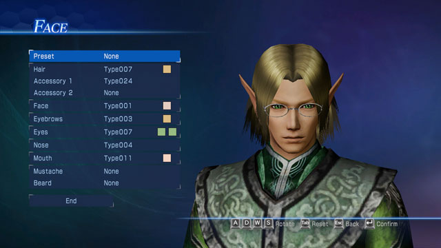 High Elf (Male) Screenshot 2