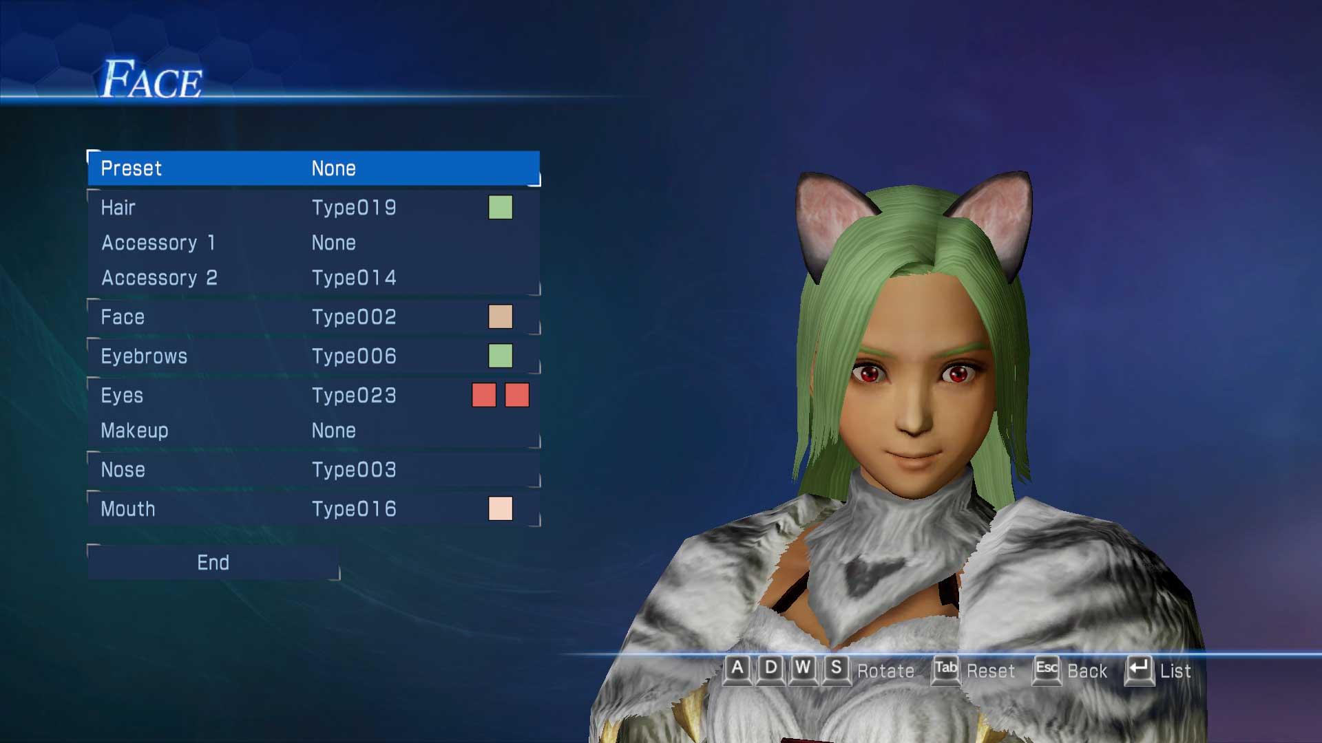 Mii Screenshot 2