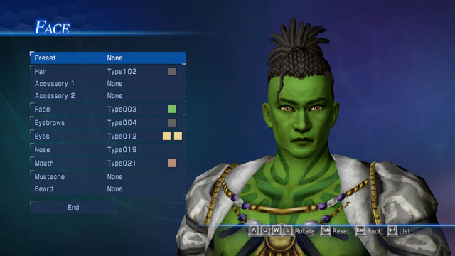 Orc (Male) Screenshot 2