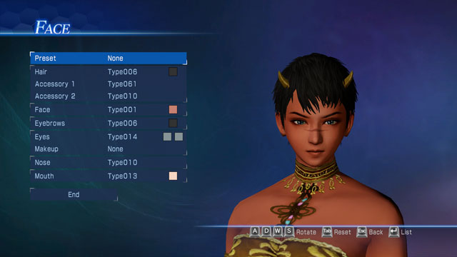 Red Oni (Female) Screenshot 2