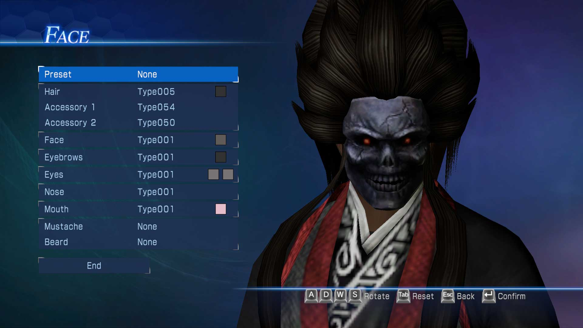 Tengu (Male) Screenshot 2