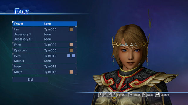 Su Xiao-Lin (Dynasty Warriors) Screenshot 2