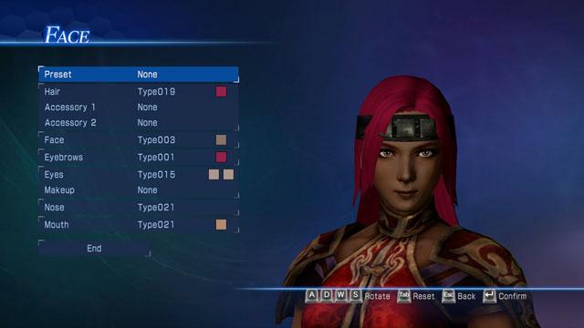 Yuzuki Screenshot 2