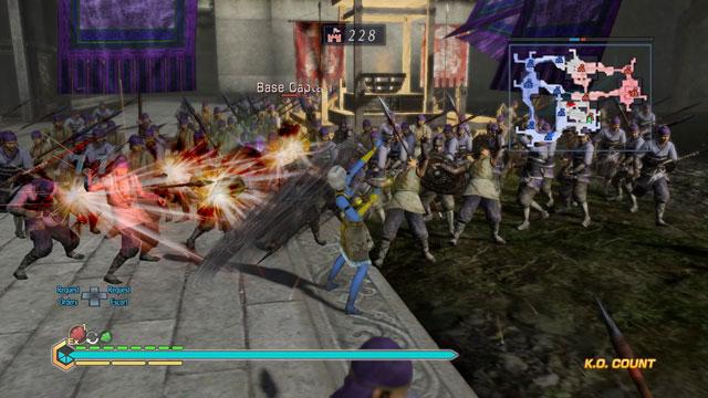 Blue Oni (Female) Screenshot 3
