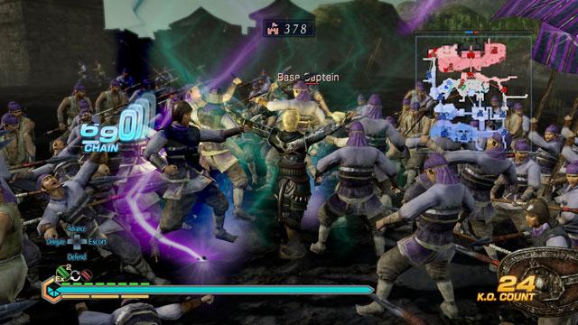 Ninja Simian (Male) Screenshot 3