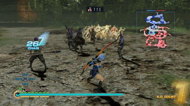Shūran Screenshot 3