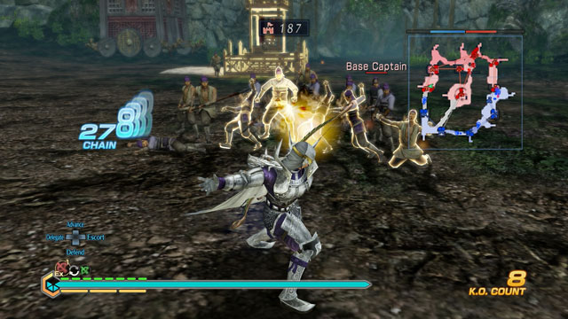 White Rider Screenshot 3