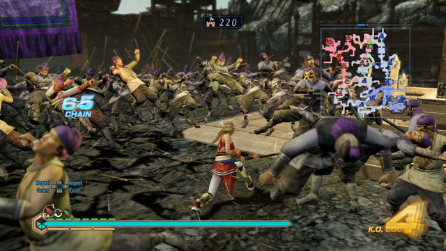 Su Xiao-Lin (Dynasty Warriors) Screenshot 3