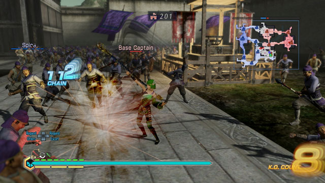 Su Xiao-Lin (Soulcalibur) Screenshot 3