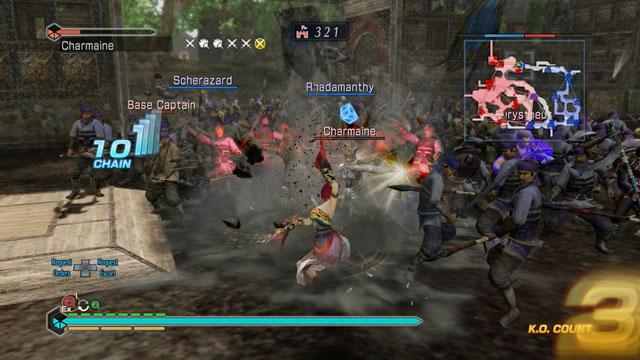 Proserpine Arcadia Screenshot 4