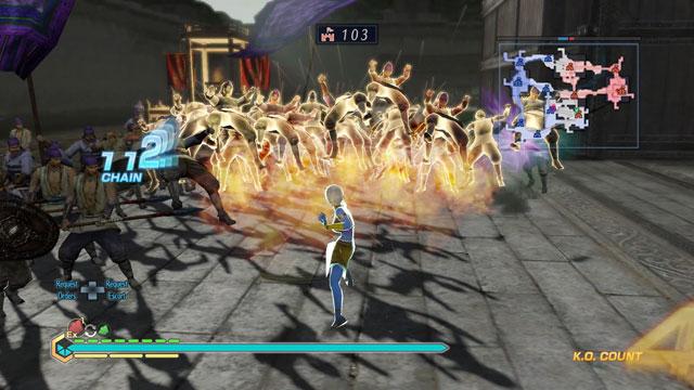Blue Oni (Female) Screenshot 4