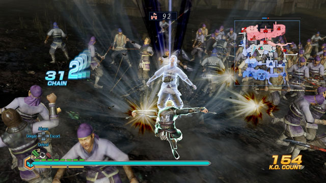 Ninja Simian (Male) Screenshot 4