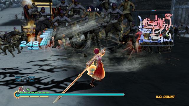 Spica Andromeda Screenshot 4
