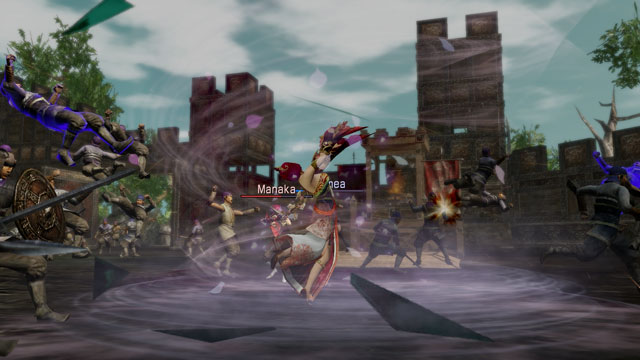 Proserpine Arcadia Screenshot 5