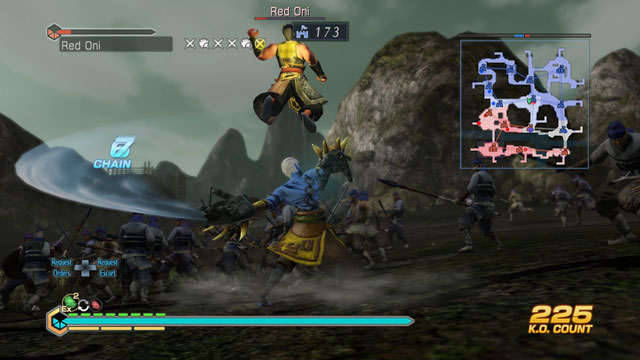 Blue Oni (Male) Screenshot 5