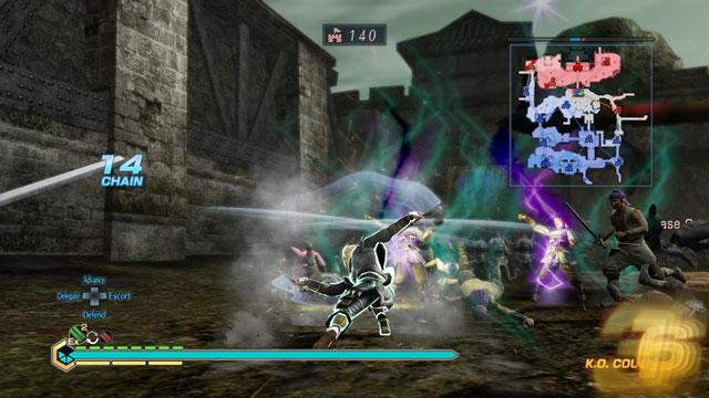 Ninja Simian (Male) Screenshot 5