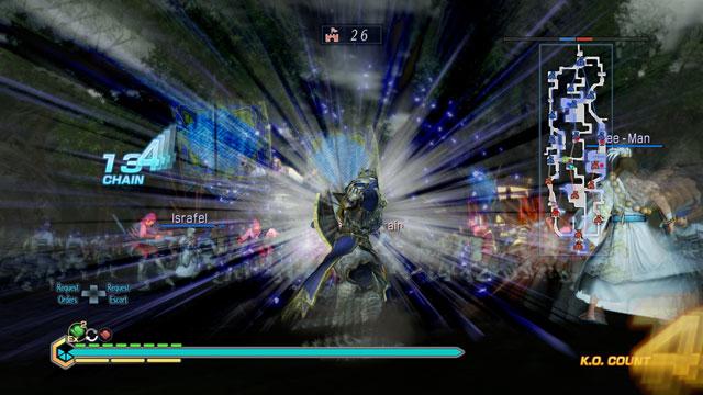 Sandalphon Screenshot 5