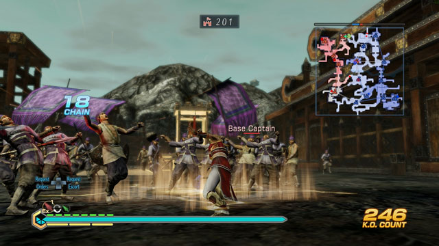 Su Xiao-Lin (Dynasty Warriors) Screenshot 5