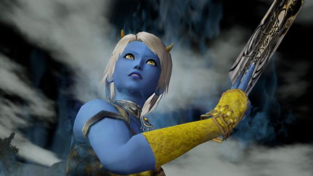 Blue Oni